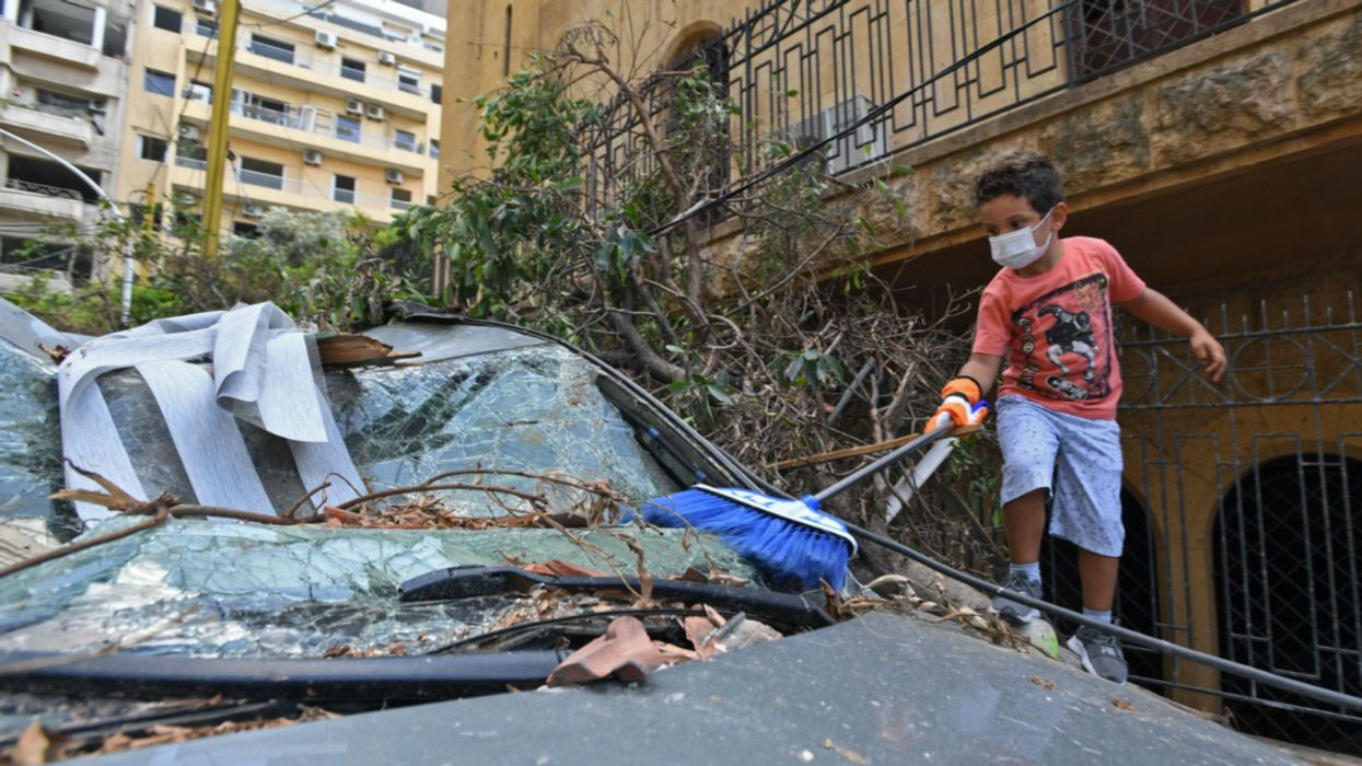Beirut's Deadly Explosion Created Massive Pollution – How Bad Is It?