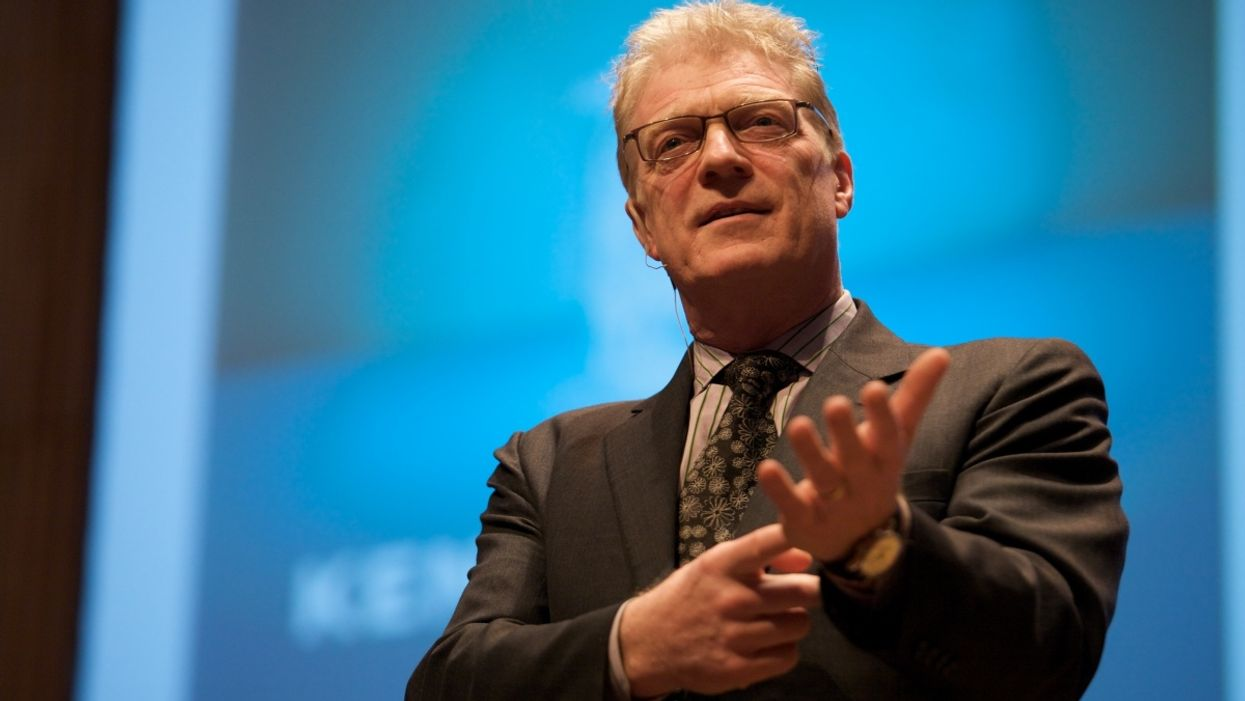 Remembering Sir Ken Robinson, the educationalist who changed thinking on schools