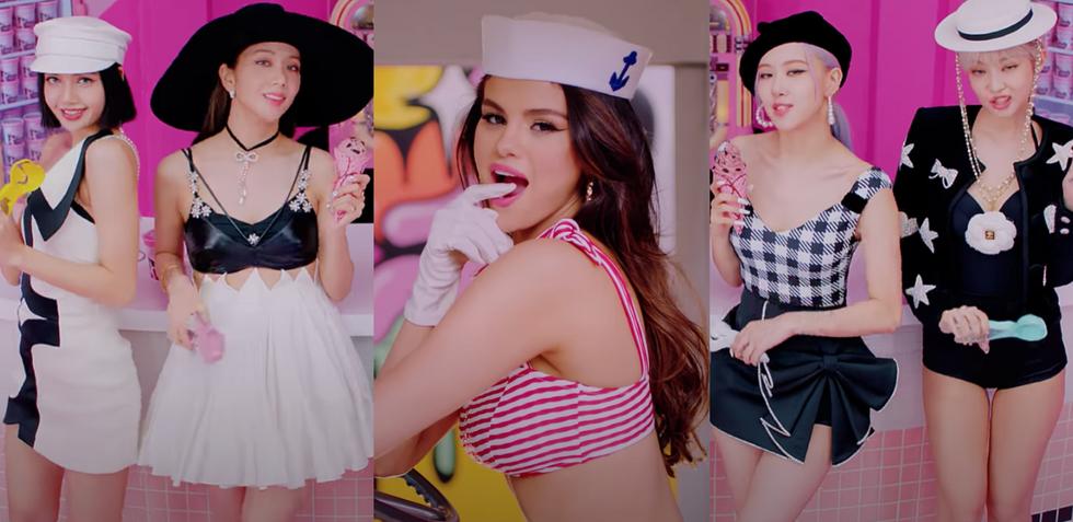 The Best Lyrics From Blackpink And Selena Gomez S New Song Ice Cream