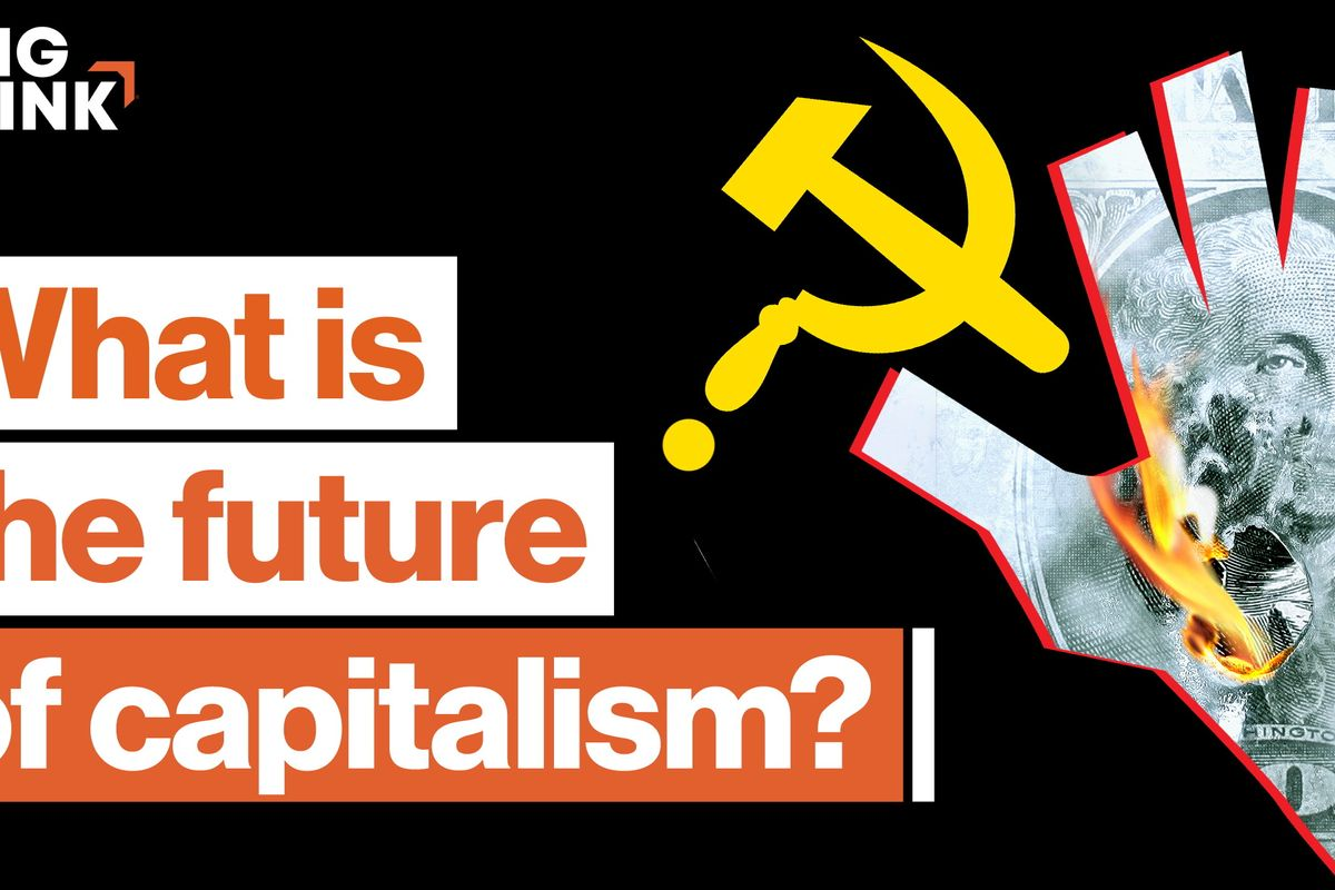 Is a capitalist-socialist economy inevitable?