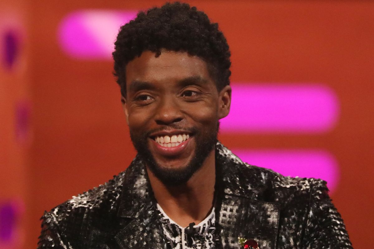 Celebrities Pay Tribute to Chadwick Boseman