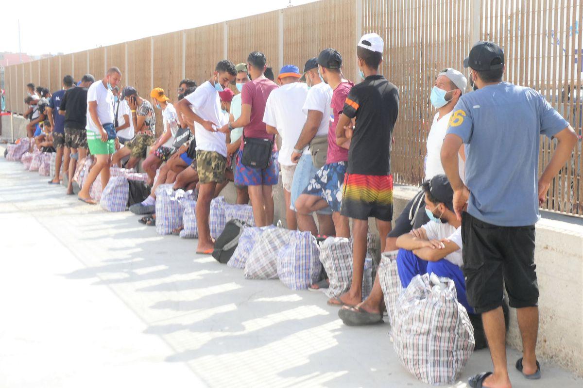 I contagi tra migranti? Numeri, non razzismo