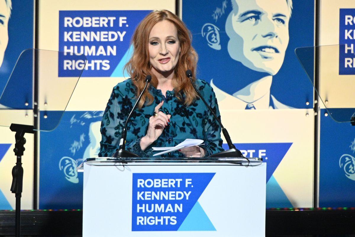J.K. Rowling Returns Human Rights Award After Transphobia Criticism