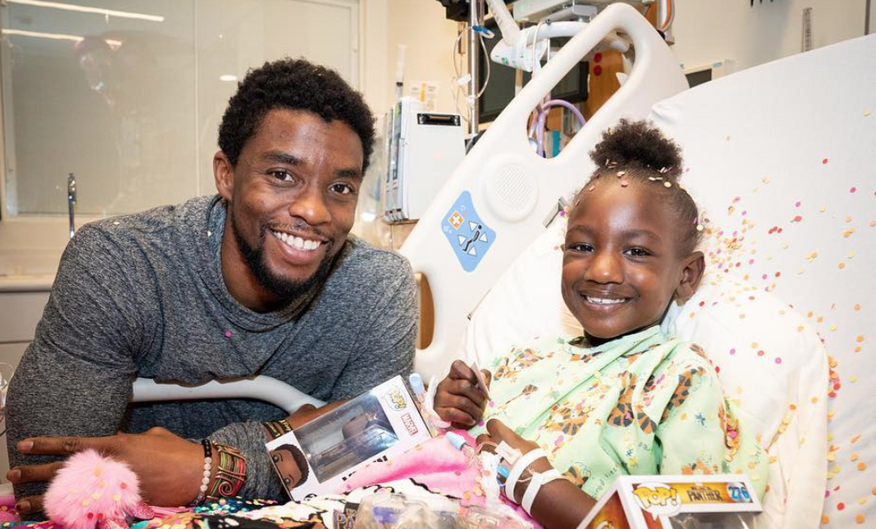 5 Things Chadwick Boseman's Silent Battle With Colon Cancer Reminds Us Of Invisible Illnesses