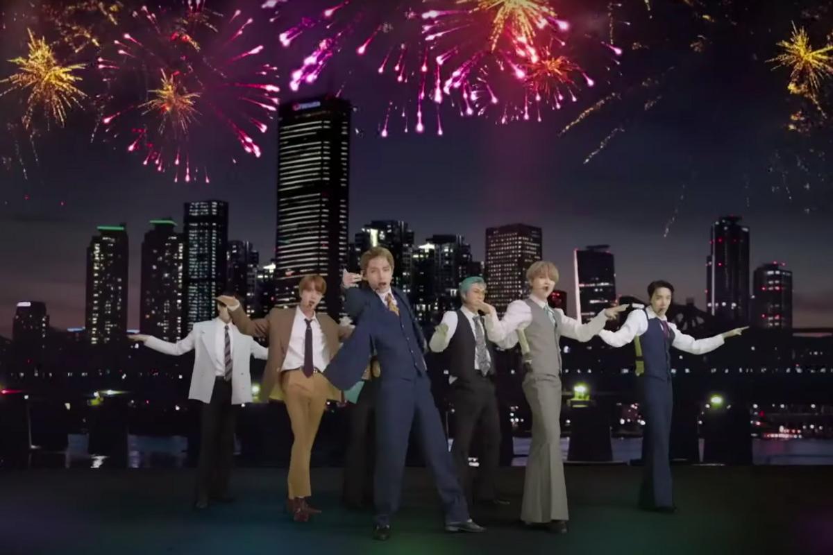 BTS' VMAs Debut Was 'Dynamite'