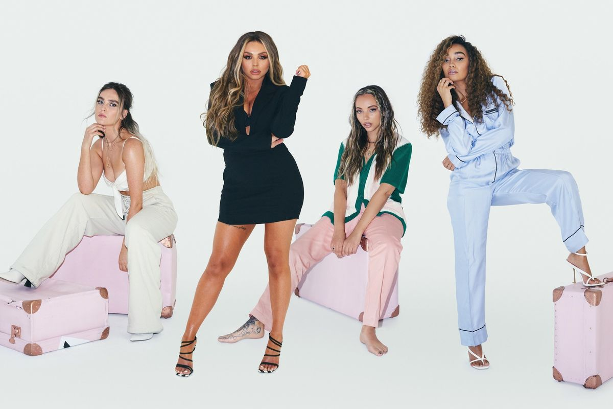Hear Little Mix's Siren Call on 'Holiday'