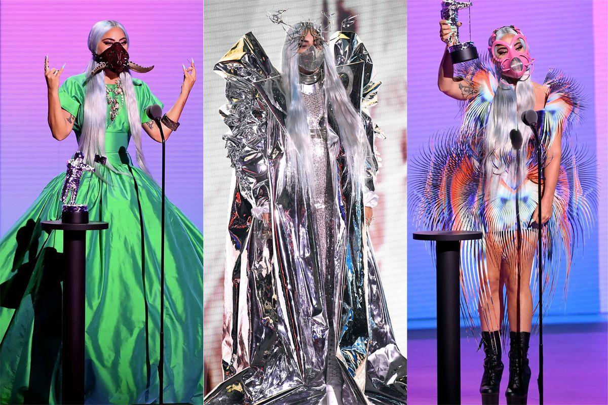 Give Lady Gaga All the Fashion Awards, Too