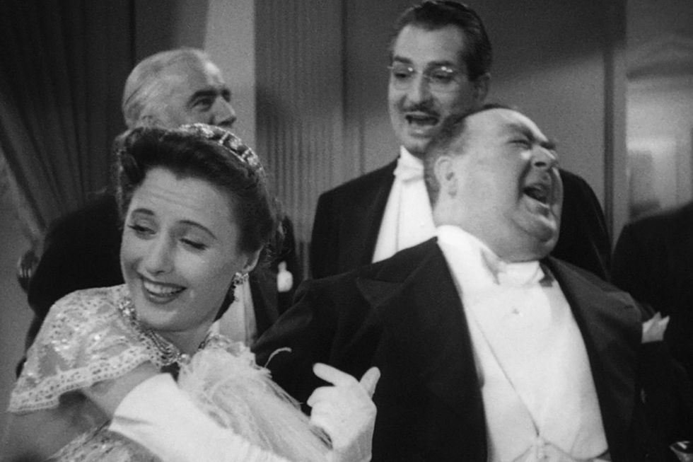 Honest Deception in Preston Sturges' 'The Lady Eve'