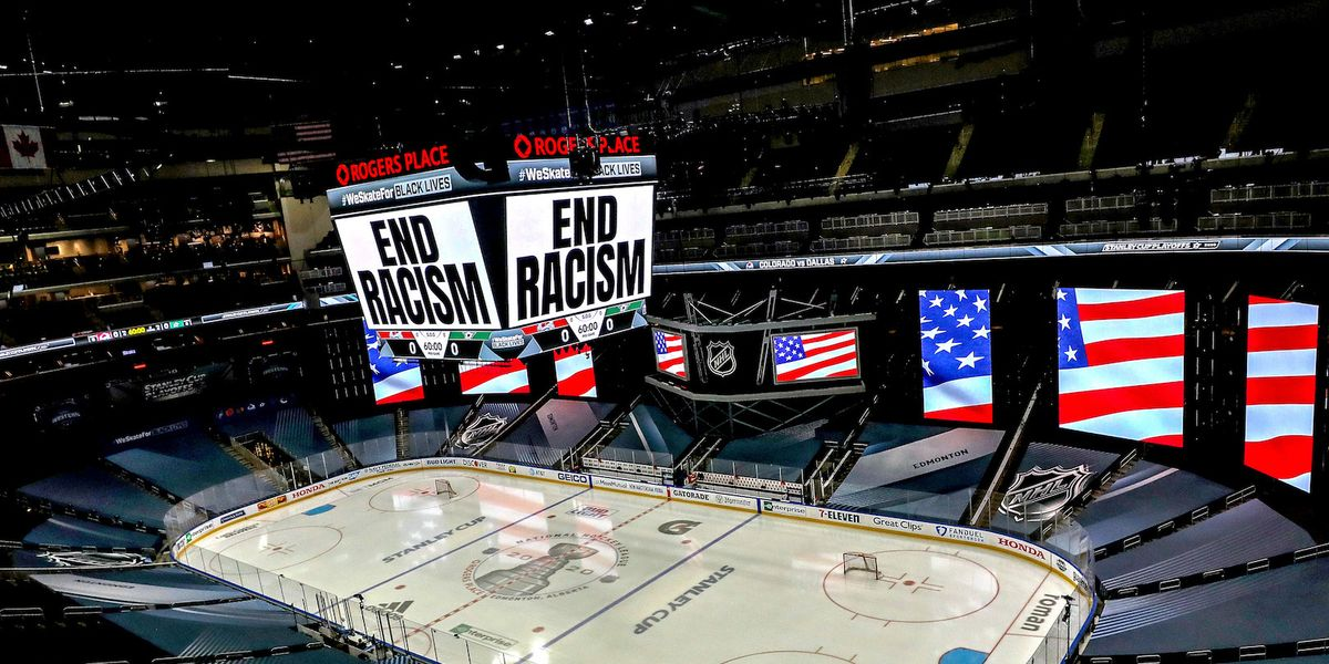 NHL owner says team is losing fans over Black Lives Matter support