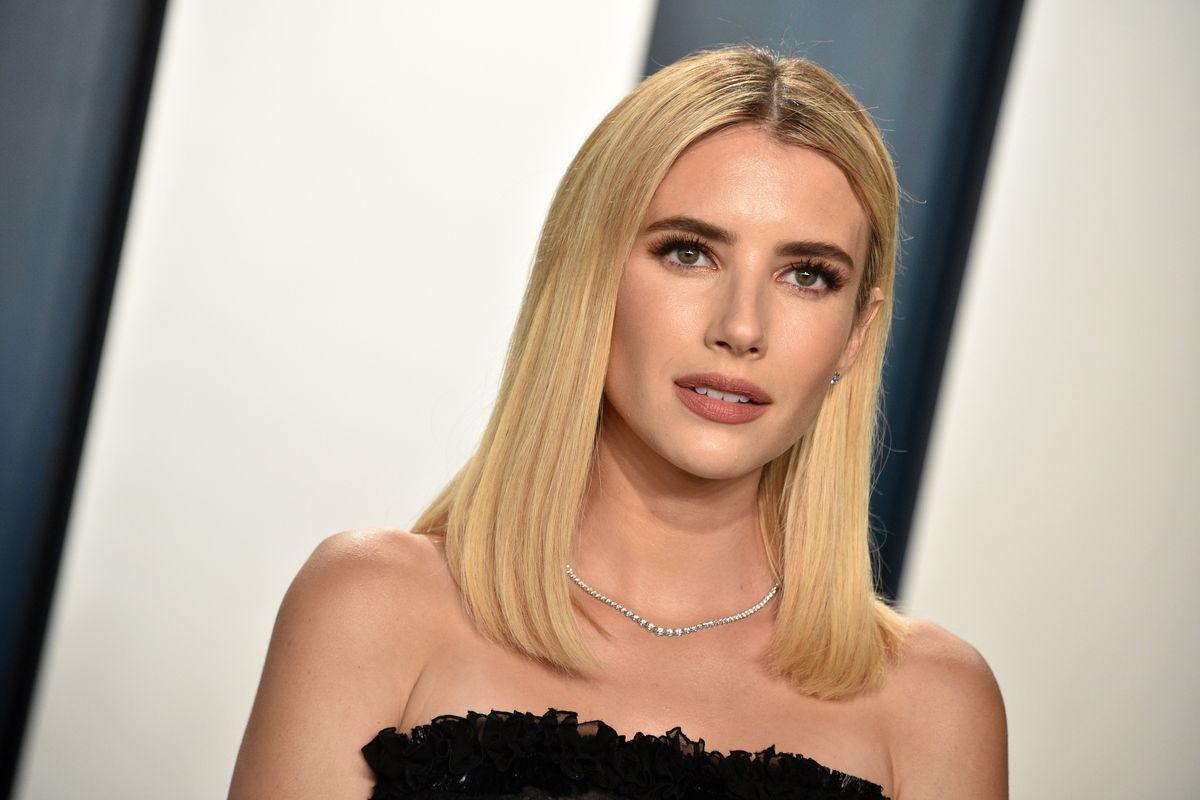 Emma Roberts Confirms Pregnancy Expecting Baby Boy Paper