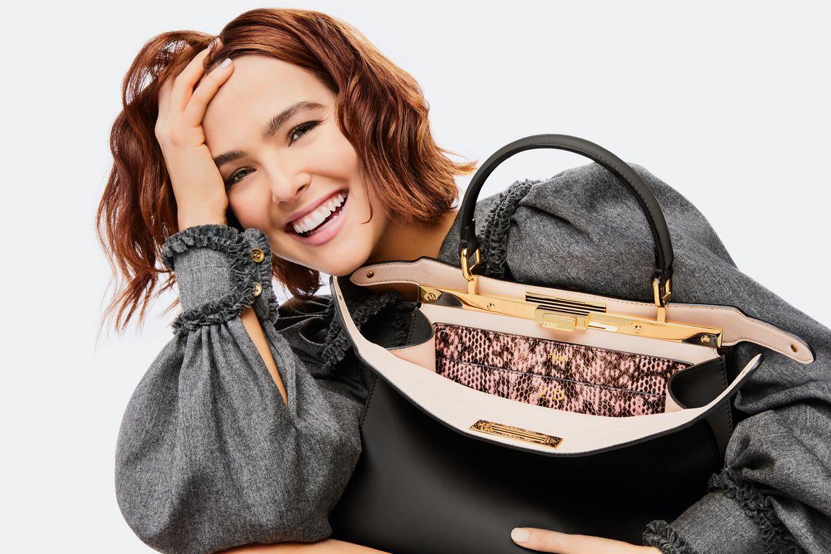 Zoey Deutch's Carefree Fendi Video Is Peak LA Glamour