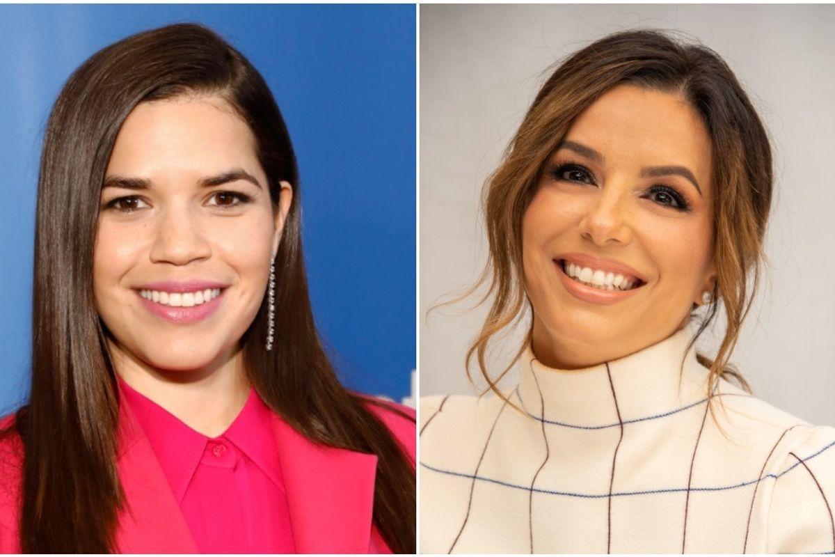 America Ferrera, Eva Longoria Launch Latina Lifestyle Site