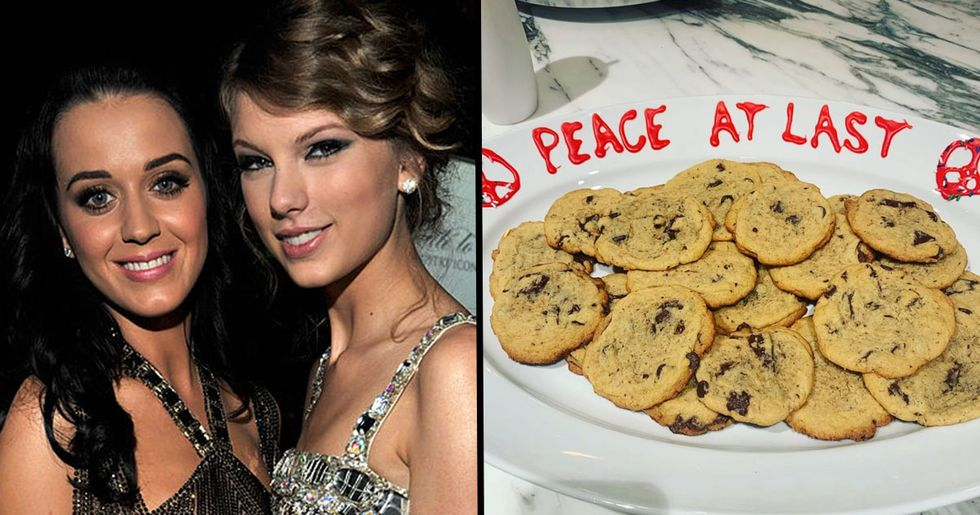 Katy Perry and Taylor Swift End 5-Year Feud With Post on Instagram