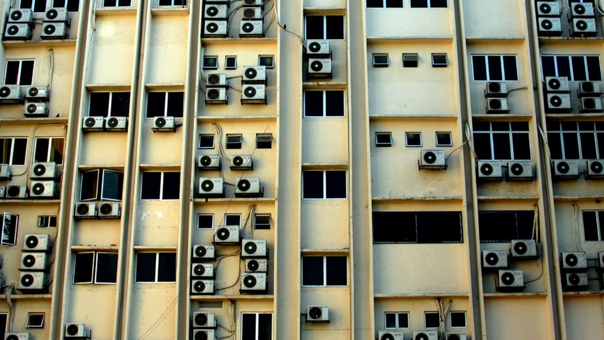 Inefficient Air Conditioning Drives Global Warming, UN Report Finds