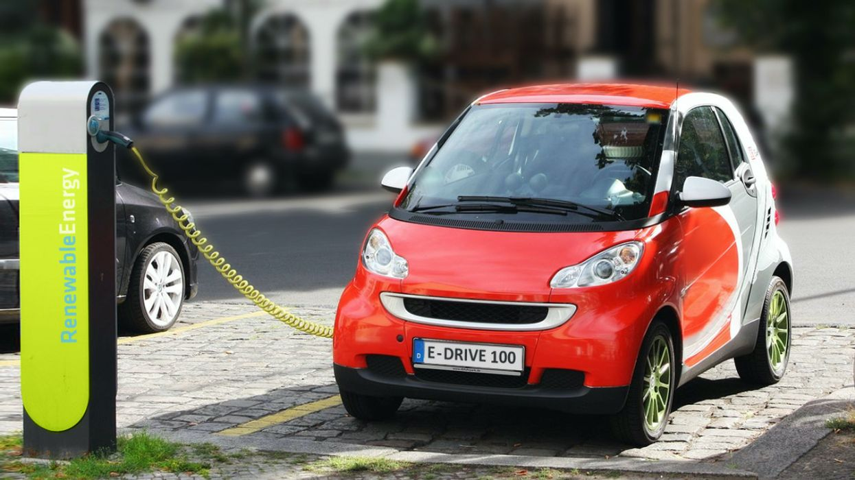 Startup Company Recycles Electric Car Batteries