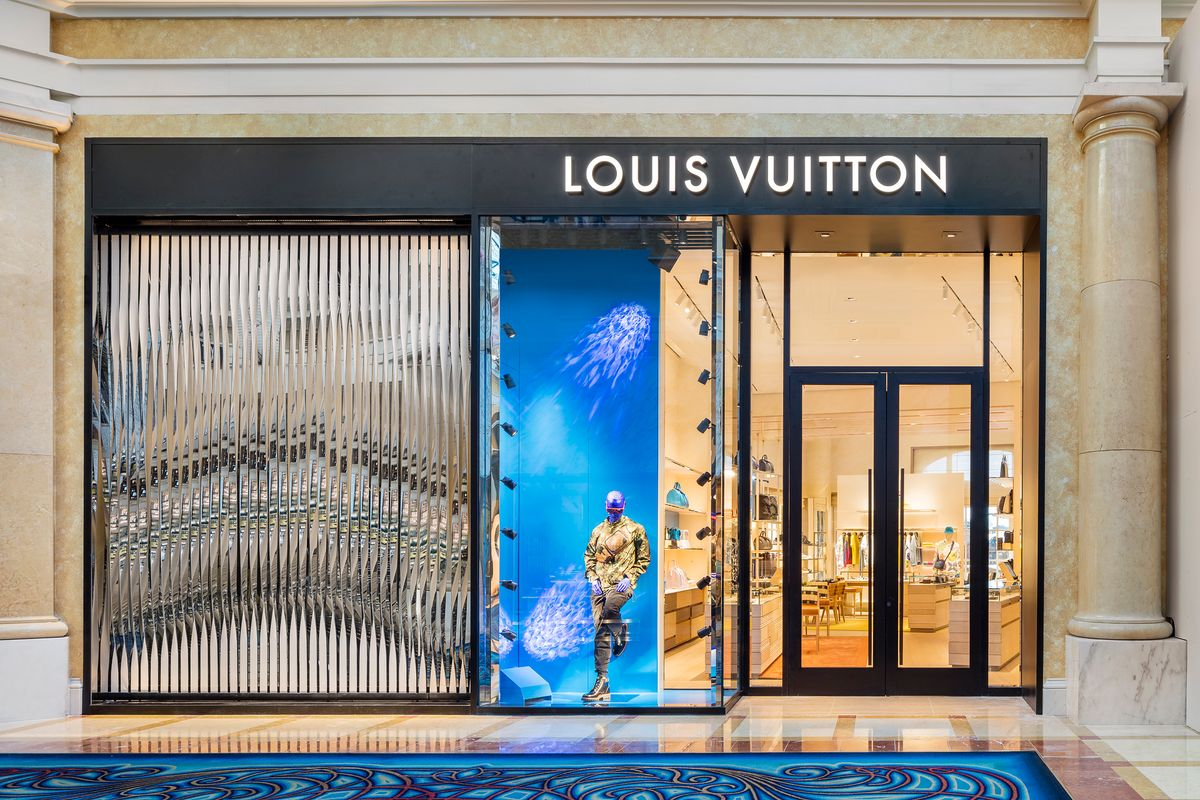 Louis Vuitton Is Betting Big on Menswear in Vegas