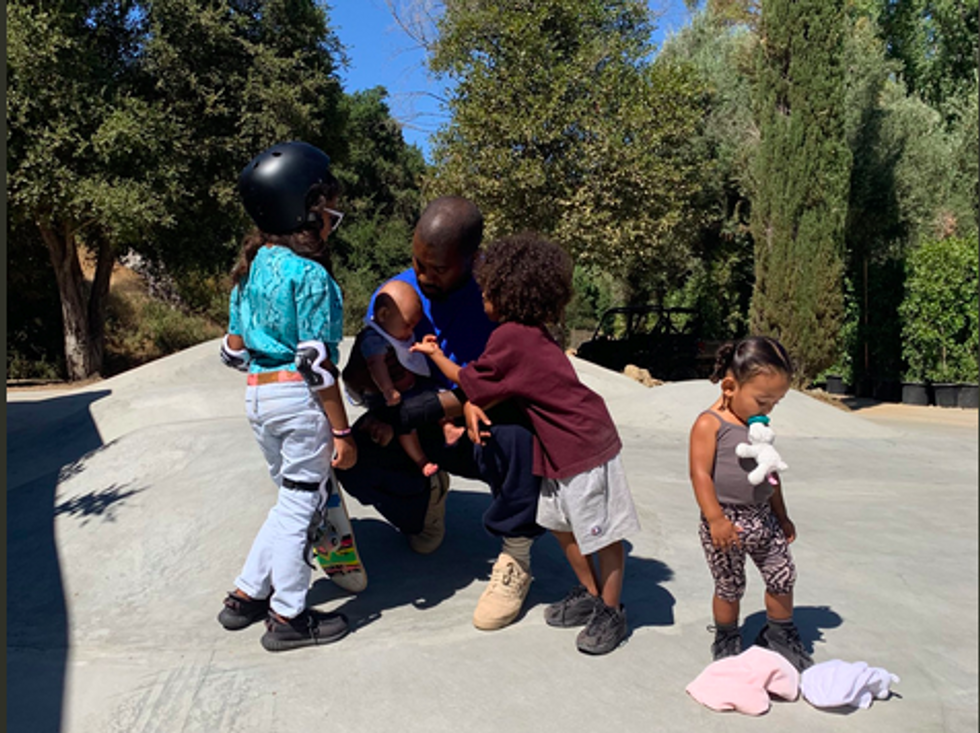 Kanye West's Kids Could Be Affected By His Recent Breakdown And It's Serious