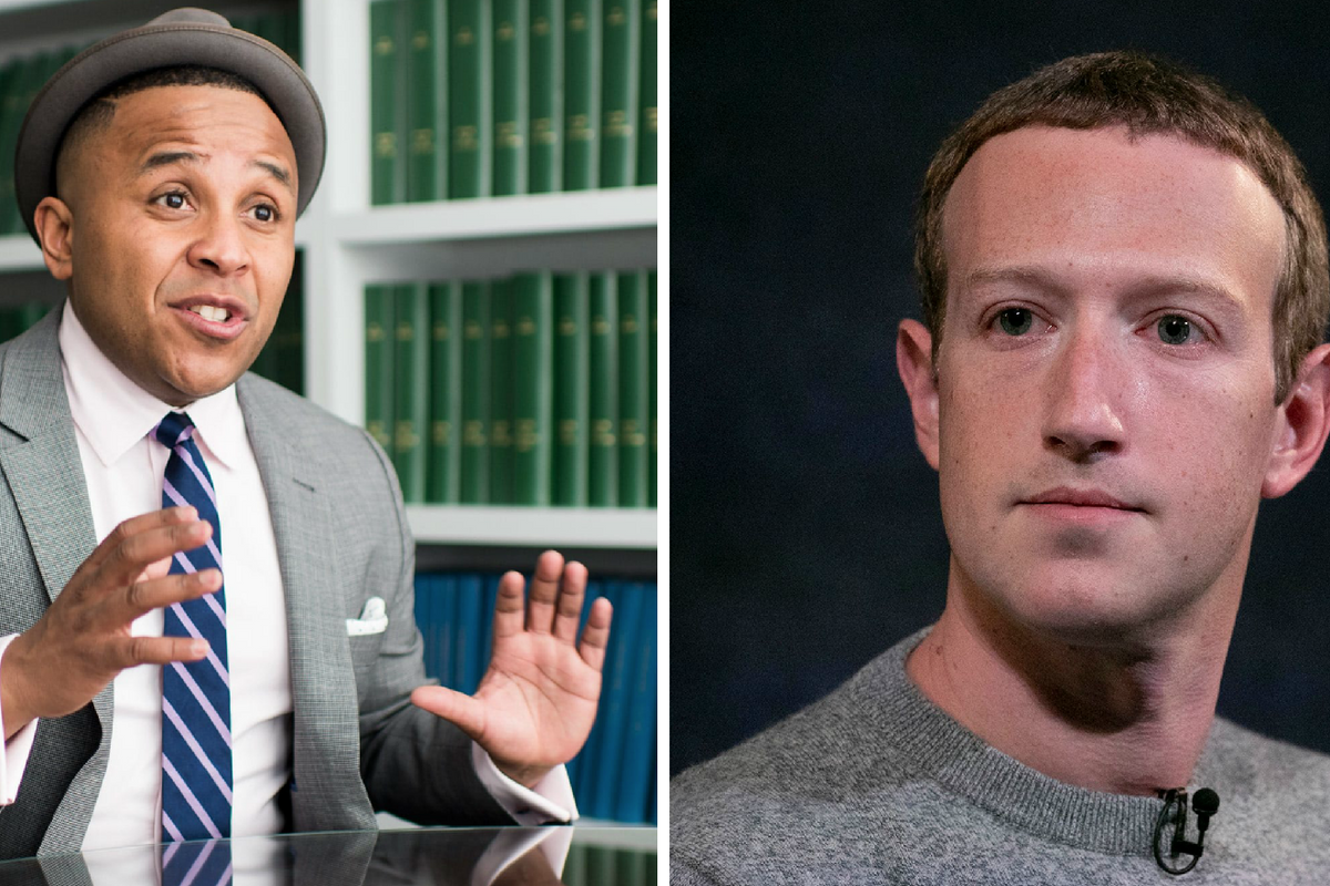 Leader of Facebook advertising boycott says they still need to do a lot more to combat hateful speech