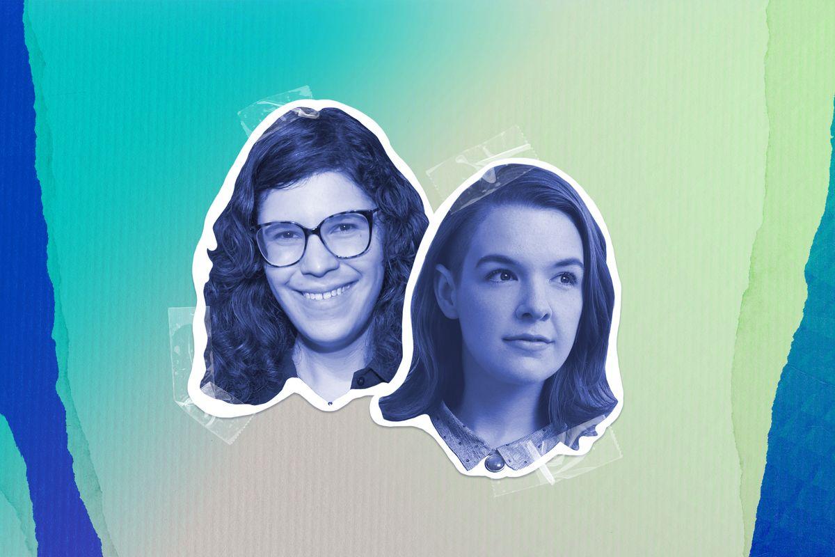 In Conversation: Rebecca Sugar and Noelle Stevenson
