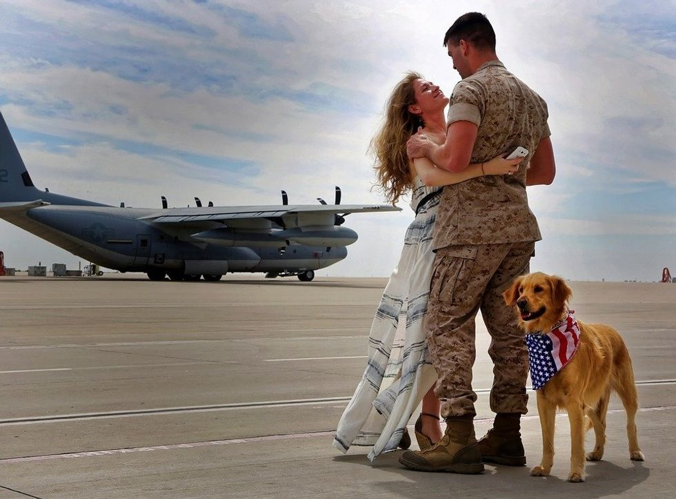 15 Things All Military Spouses Know Too Well