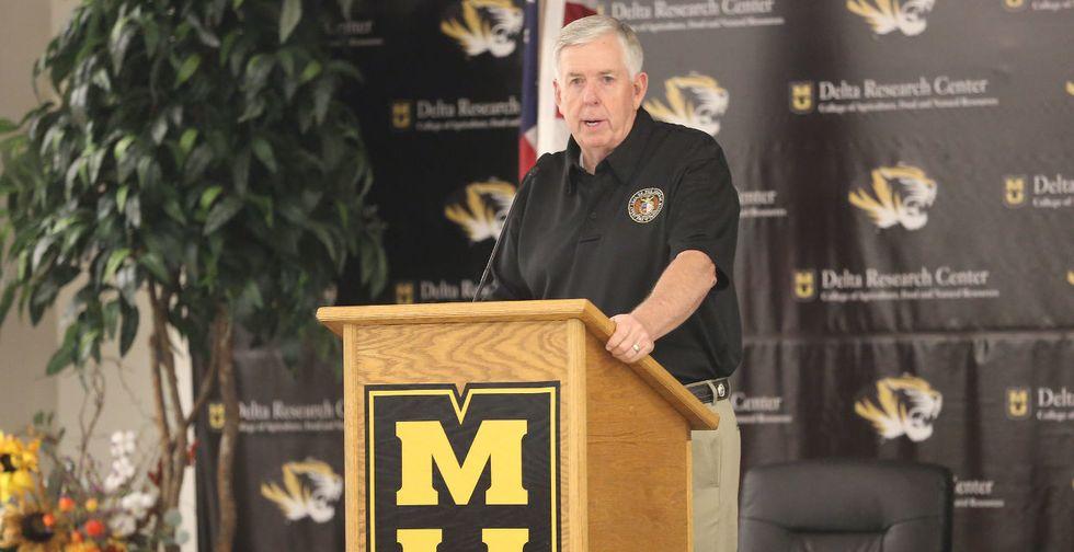 Missouri Mike Parson
