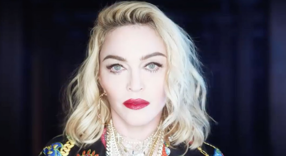 Madonna Should Be Held Accountable For Promoting Anti-Semitic And Homophobic Louis Farrakhan