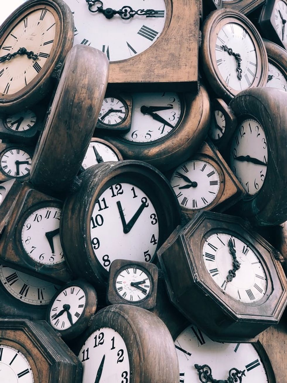 Poetry On Odyssey: The Seconds Ticked