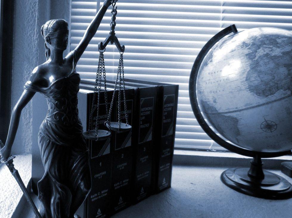 """""""Law & Order"""" Helped Me In Law School"""