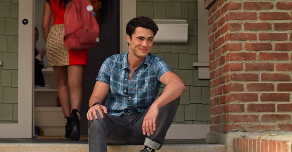 10 Netflix Hotties That'll Have You Sweating All Summer Long