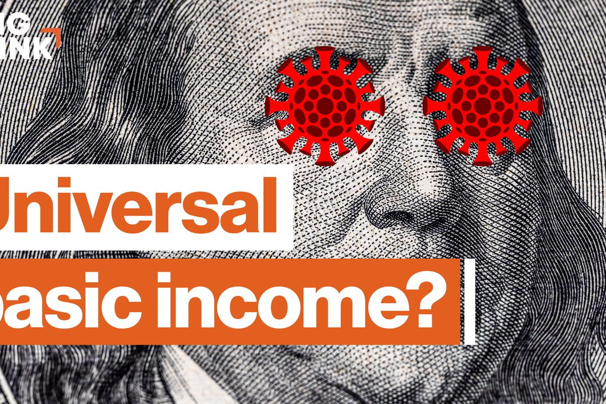 Can universal basic income fix a crisis that s already begun?
