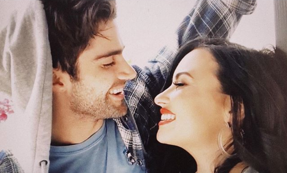 Demi Lovato's Engagement Is Proof You Can Find Your Forever Love Once You Can Truly Say 'I Love Me'