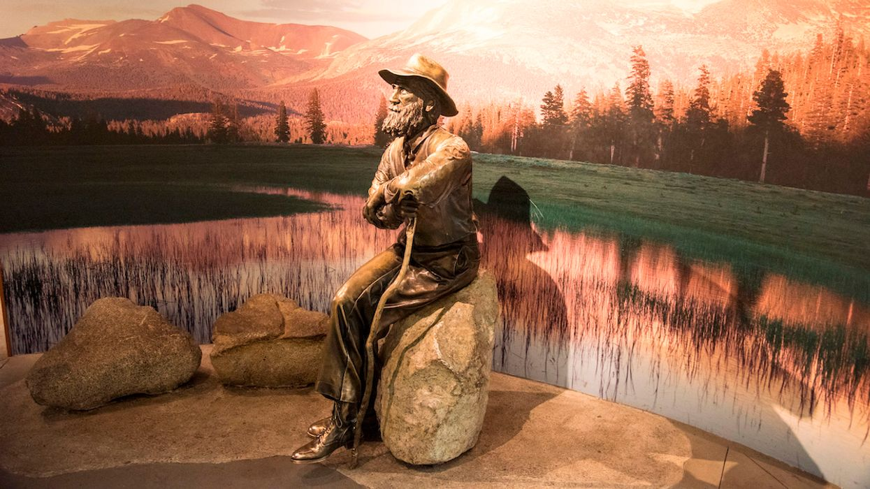 Sierra Club Confronts Racist Views of Founder John Muir
