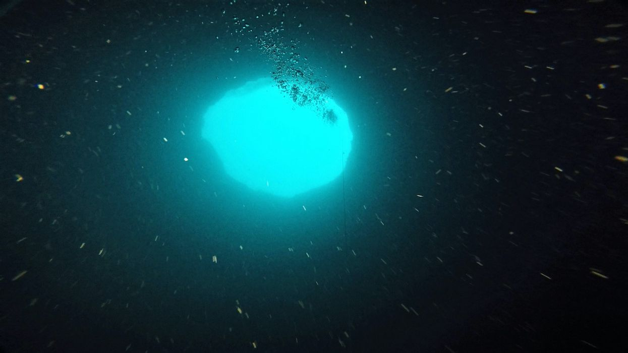 Scientists to Explore Mysterious Blue Hole off Florida