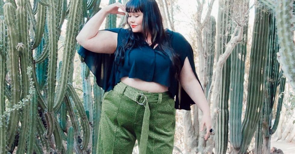 7 Curve-Friendly Lifestyle Bloggers And Models EVERYONE Should Be Following on Instagram