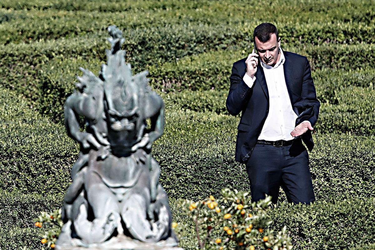 Il fidanzato di Rocco Casalino segnalato all'antiriciclaggio