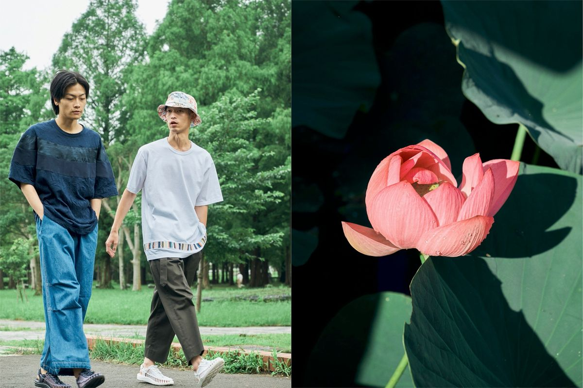 The Tokyo Menswear Label Making Vintage Patchworks Cool Again
