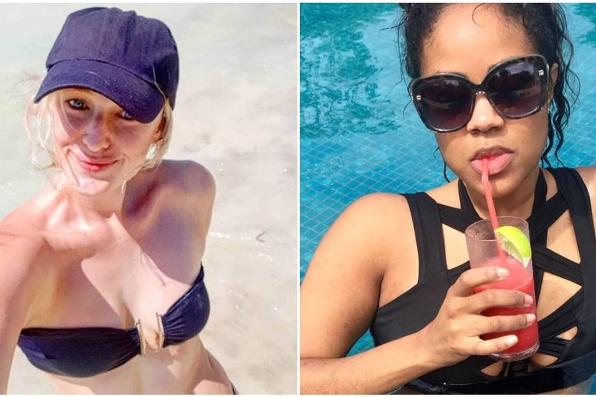 Female doctors share bikini pics after group of mostly male researchers deemed them 'inappropriate'