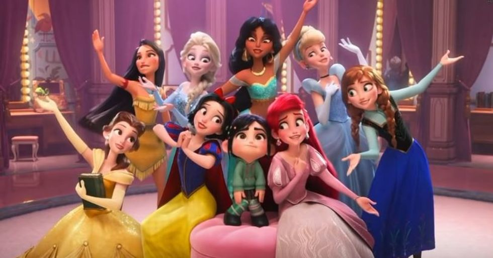 The 9 Enneagram Types As Told By Your Favorite Disney Princesses