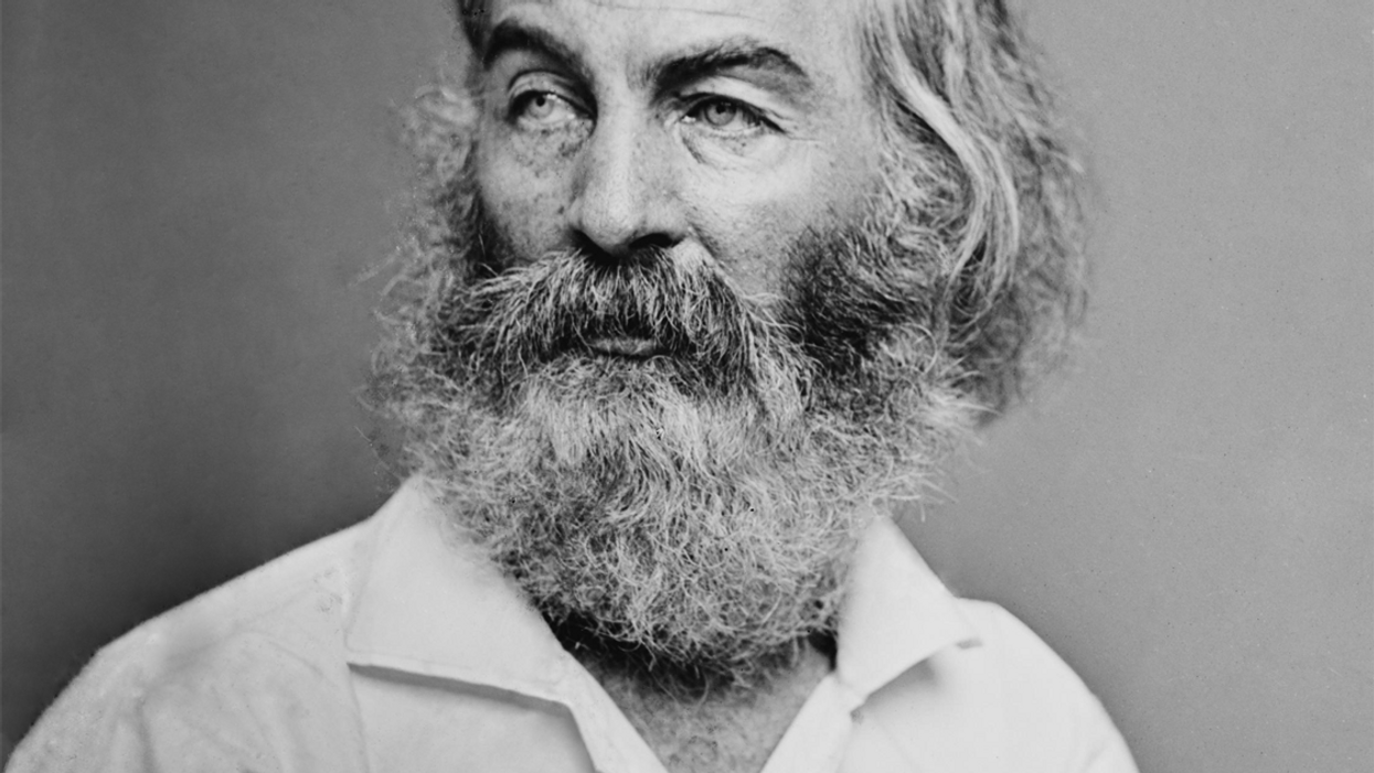 Walt Whitman and a history of beards and masculinity