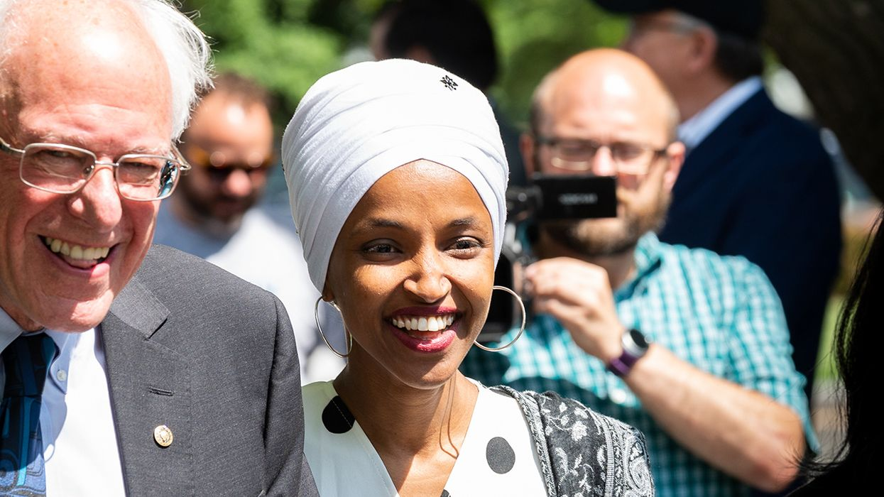 Omar, Sanders Lead Bill to End Destructive Taxpayer Subsidies for Fossil Fuels