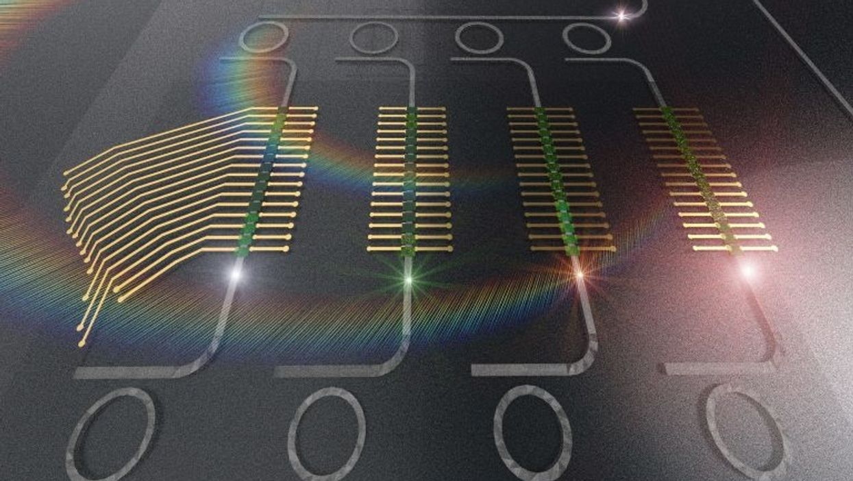 AI feat helps machines learn at speed of light without supervision