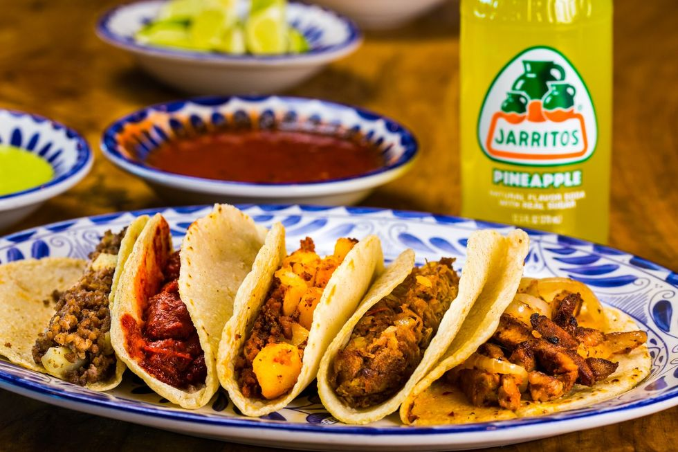 My Mexican Mother-In-Law Makes The Best Cheesy Quesabirria Tacos — Here's Her Recipe