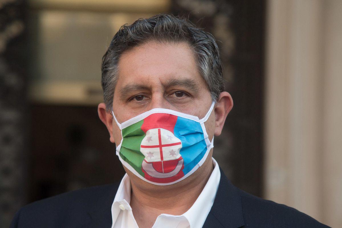 Giovanni Toti: «I soldi Ue? Inutili in mano a Conte»