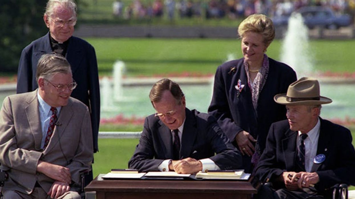 The Americans With Disabilities Act at 30: A Cause for Celebration During COVID-19?