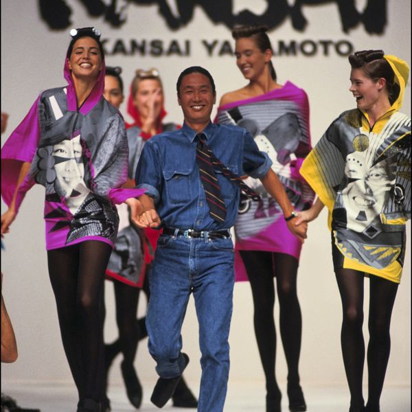 Kansai Yamamoto, Designer and David Bowie's Go-To Costumer, Dies at 76