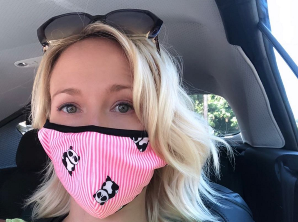 Anna Camp Had COVID-19 And Now She's Begging You — Wear Your Mask, All The Time, No Matter What