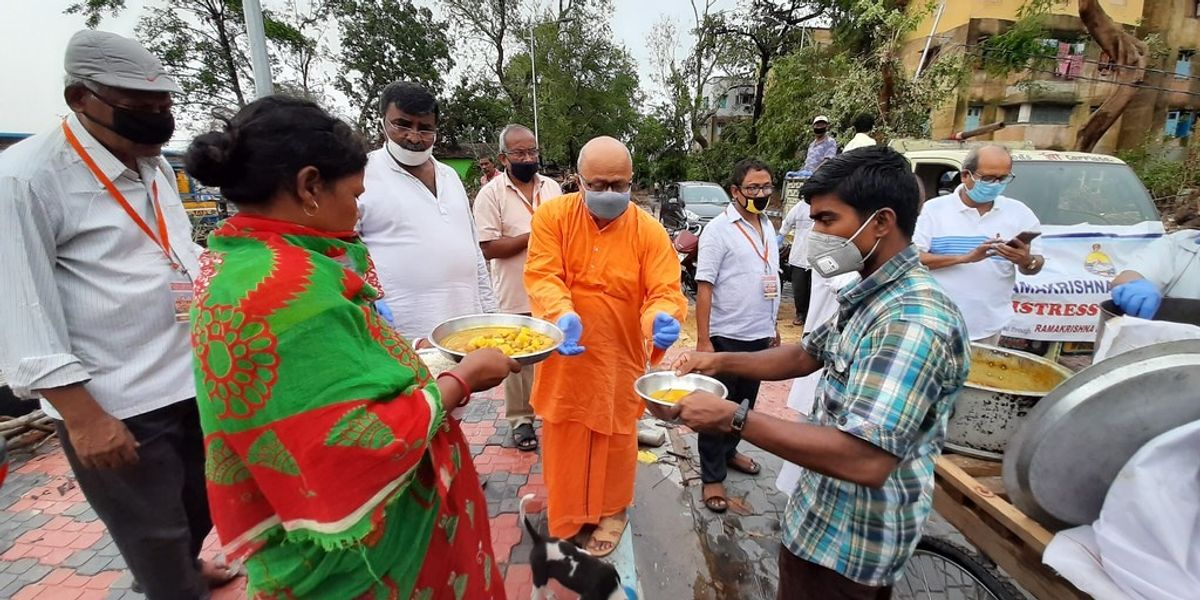 Monsoon season brings South Asian countries triple disaster