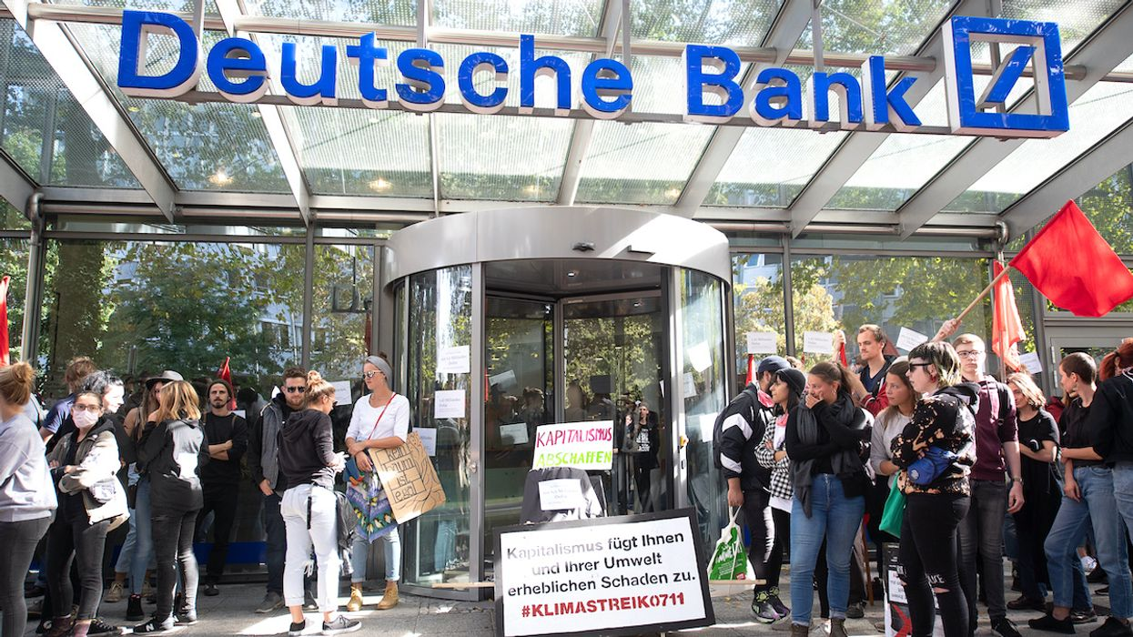 Deutsche Bank Ditches Arctic Drilling After Pressure From Activists
