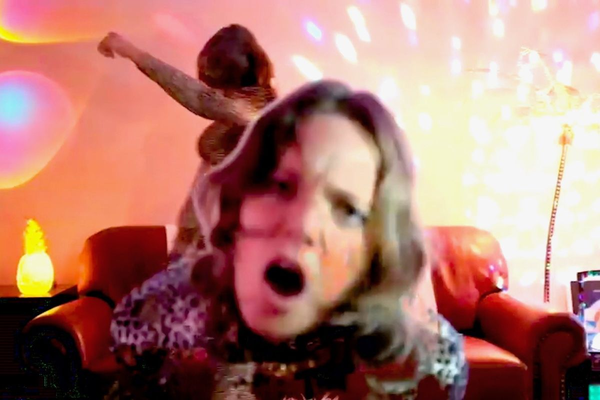 Tove Lo Rallied All Her Fans for a 'Mateo' Quarantine Video