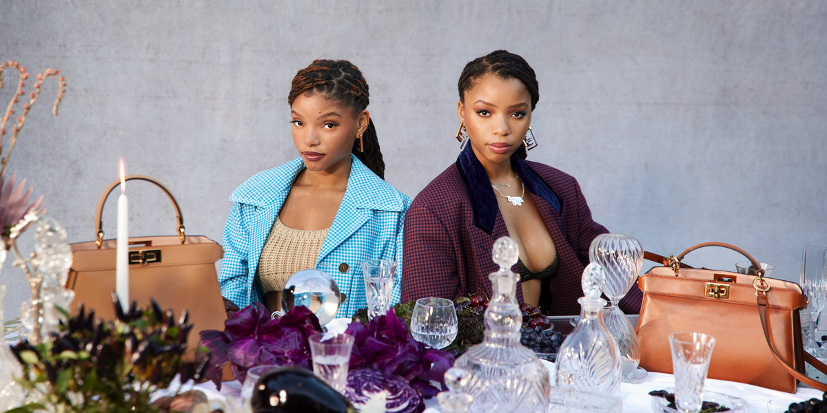 Chloe x Halle Were Handed Creative Control of Fendi's New Campaign